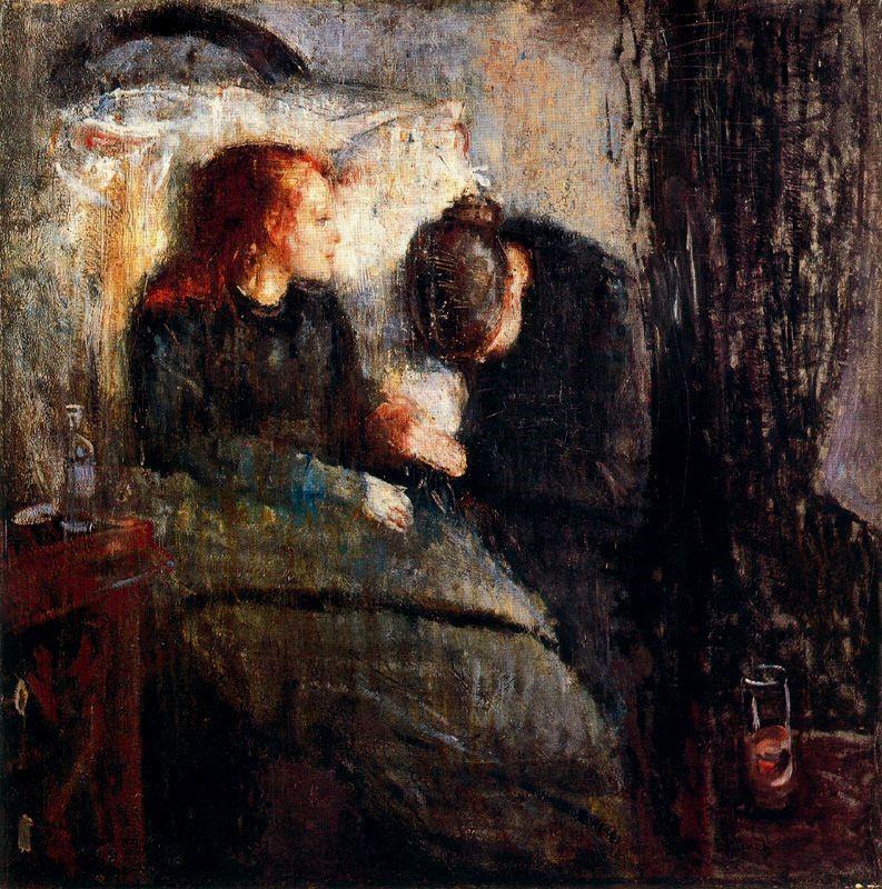 Edvard Munch: la narración del sufrimiento (AMF 2015) Caleidoscopio